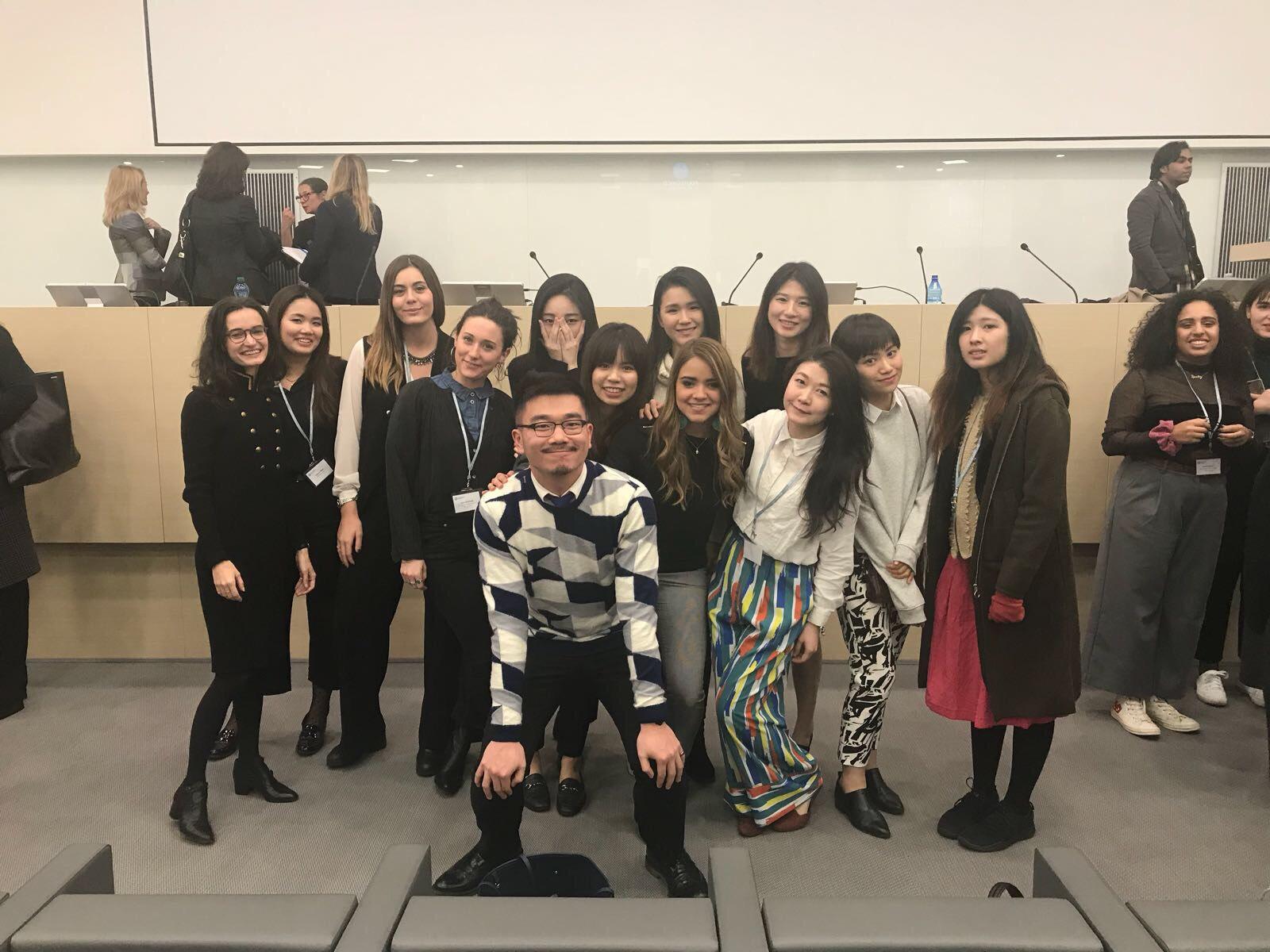 Msc International Fashion Marketing Gcu
