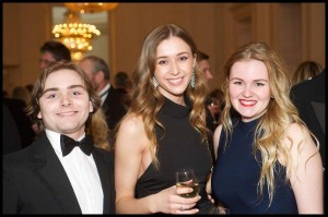 David, Patricia and Elisha at the Scottish Legal Awards (Credit: www.RobMcDougall.com)