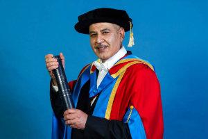 Khalid Mohammed Abdulrahim at GCU