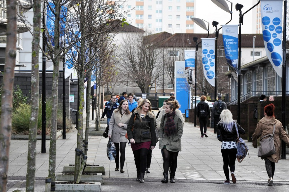 Glasgow Caledonian University Weblogs