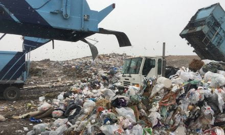 Leith community lags behind businesses in landfill crackdown