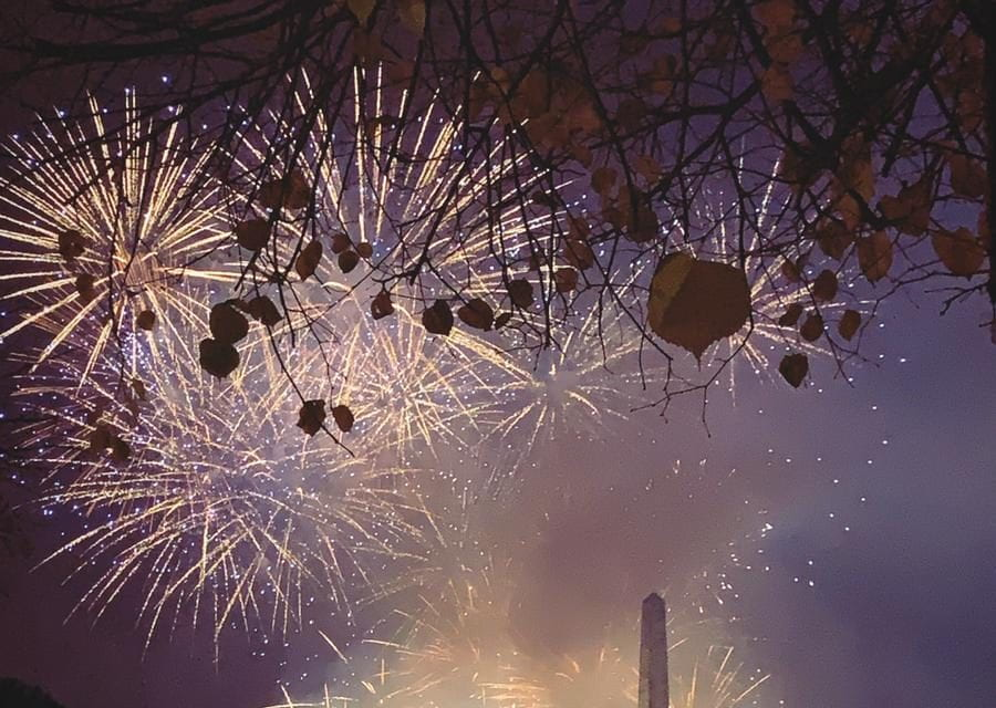 WATCH: Guy Fawkes Night fireworks in Glasgow