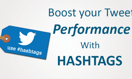 Hashtags, mentions & raising your profile