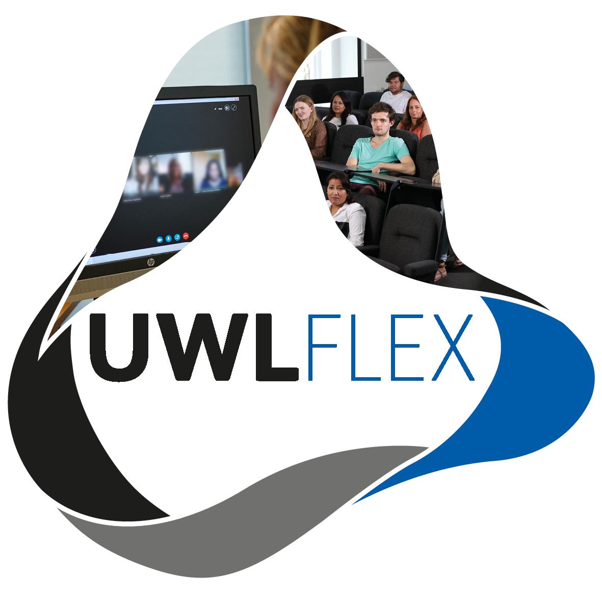 UWL Flex Logo