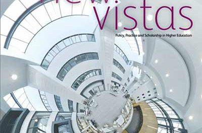 New Vistas – Call for contributions