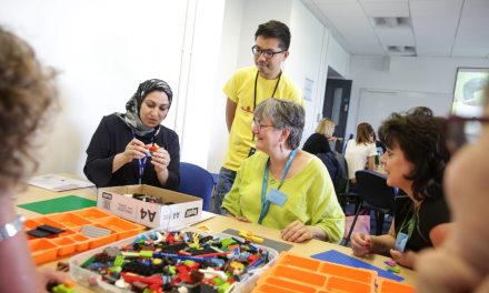 Not Just for Kids: Introducing LEGO for Learning and Teaching