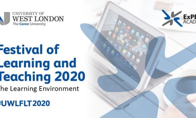 The Festival of Learning and Teaching 2020