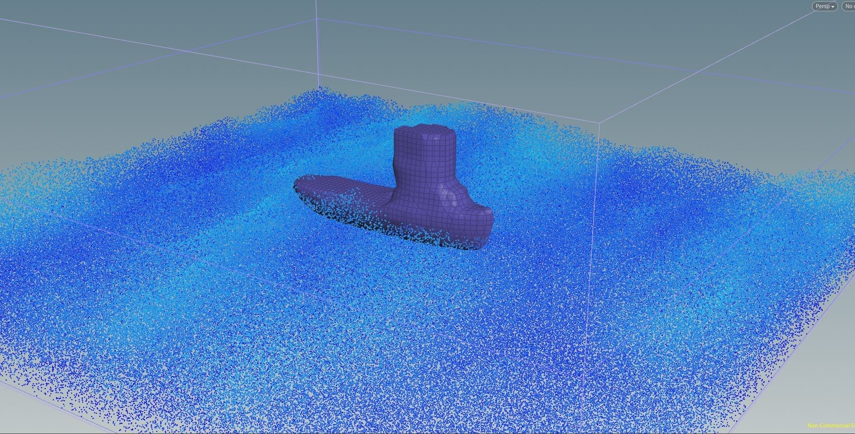 Learning To Create An Ocean – Simulating a Boat on an Ocean