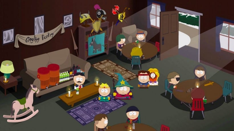 South Park: The Stick of Truth 1