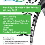 Port Edgar Mountain Bike Festival