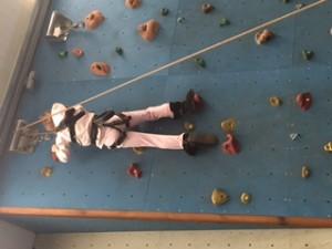 TM climbing