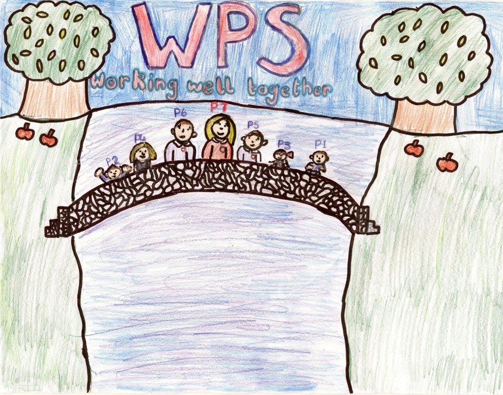 WPS P7 drawing