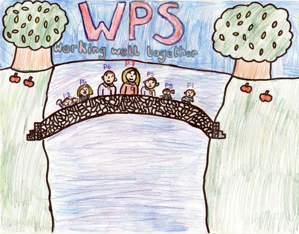 WPS P7 drawing