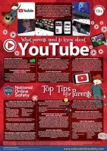 YouTube Info
