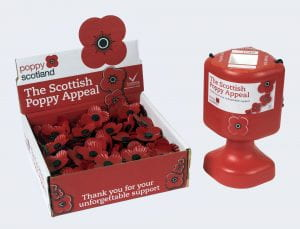 P7 have two boxes of poppies to sell this week in school. We suggest a minimum donation of 50p and one poppy per child. Thank you.