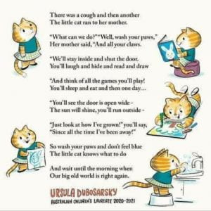 Poem for Nursery Children