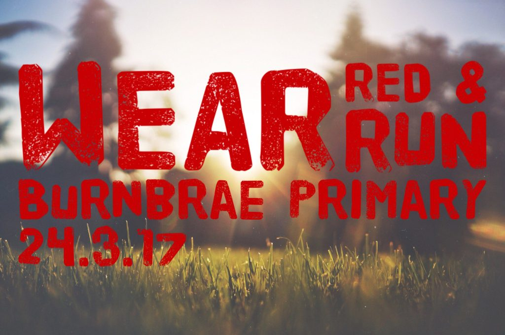 Wear Red and Run
