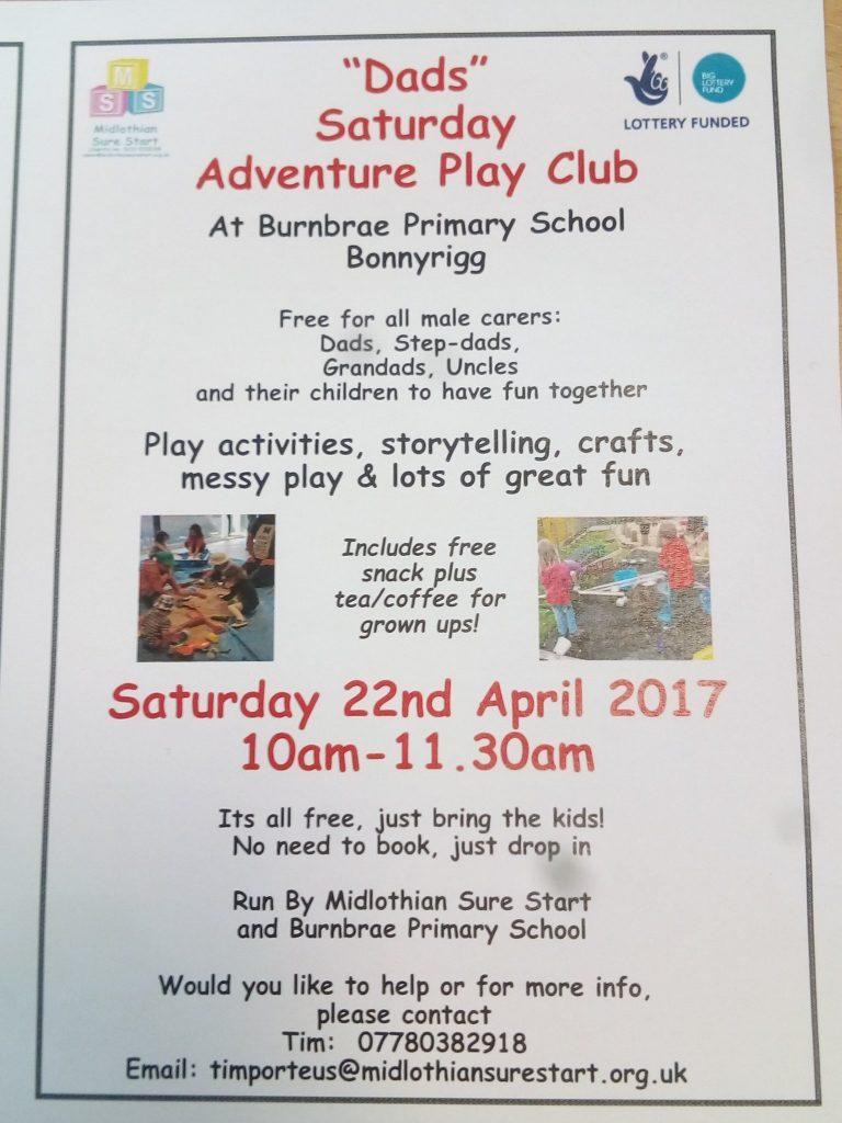 Saturday Adventure Club