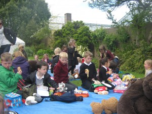 Botanic Gardens Teddy Bear's Picnic 008