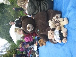 Botanic Gardens Teddy Bear's Picnic 011