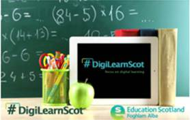 Get involved in National Digital Learning Week #digilearnscot