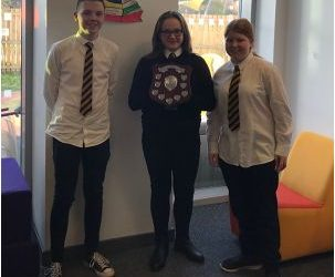 Dalkeith High School are the  Midlothian Spell Masters 2017