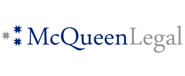 McQueen Legal Community Benefit Scheme