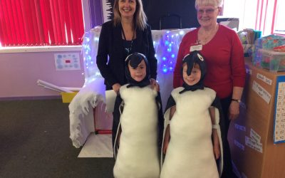 Antarctic comes to Roslin
