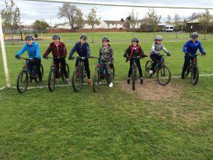 Over 250 pupils get biking