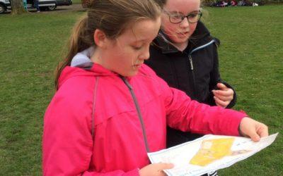 Primary Schools Discover Orienteering