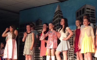 Hairspray at Hawthornden