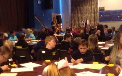 Newbattle ASG European Day of Languages Event