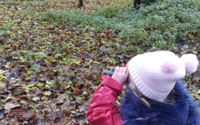 Making a Difference – Outdoor Learning