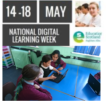 St Mary's PS- Digital Learning Week