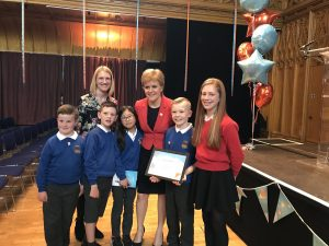 Rosewell- Pupil Reading Journey Awards 2018