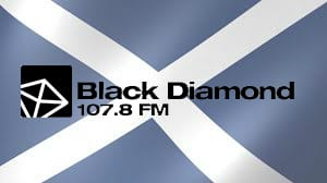 Scottish songs and poems on Black Diamond 107.8FM Community Radio