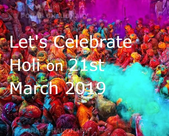 Holi- Hindu Festival