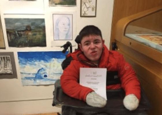 Saltersgate- RSA Schools Art Award 2019