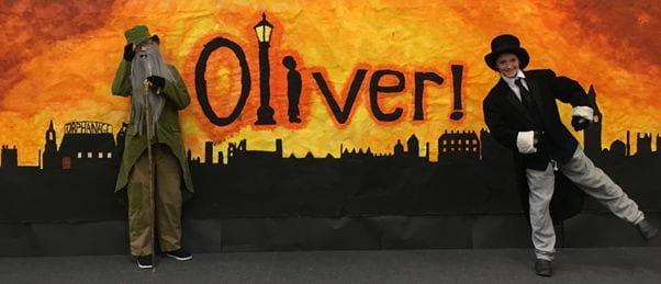 Strathesk PS P6 perform Oliver