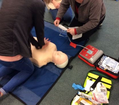 First Aid Training Courses Sep 19 – Jan 20