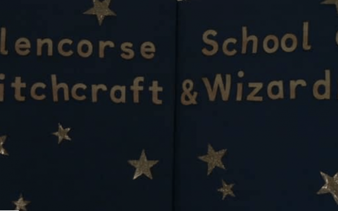 Hogwarts comes to Glencorse!