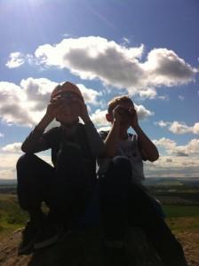 binocular on law
