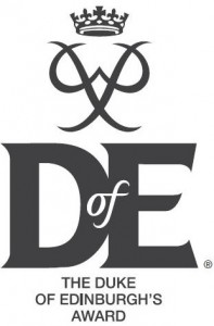 D of E Logo