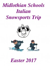 Information brochure on Ski Aosta 2017