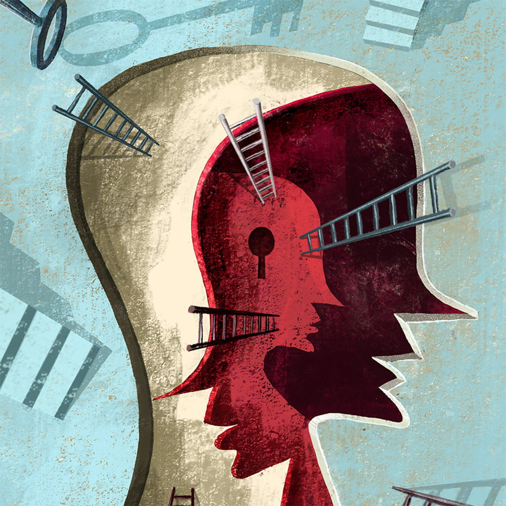 3. Head Hole – Unlocking the Mind: Personal work