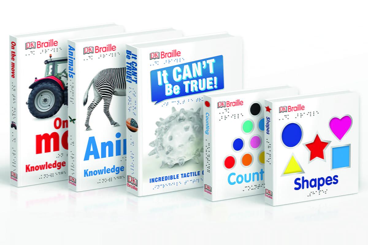'Dorling Kindersley' Braille Books, Project Art Editor & Paper Engineer Jemma Westing