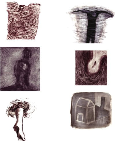 MA Authorial Practice Artworks