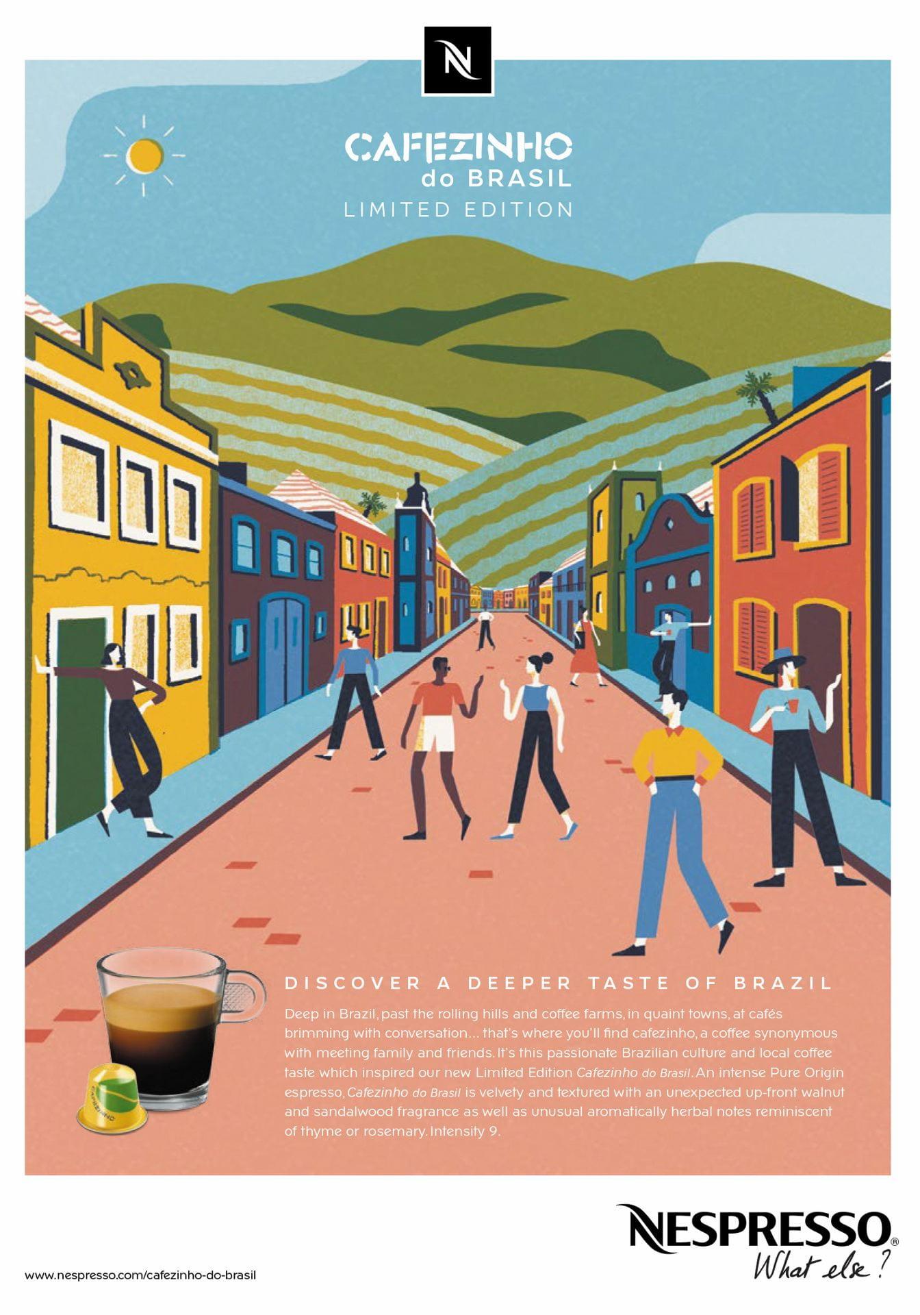 'Nespresso' Promotional Campaign