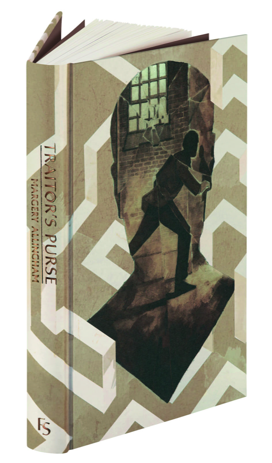 'The Folio Society' Written by Margery Allingham, Illustrated by James Boswell