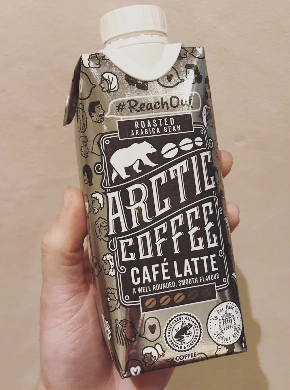 hannah FInne, Artic Coffee Design Brief Winner